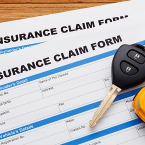 insurance claim form on the desk of a toledo Uninsured/Underinsured Motorist Coverage lawyer best