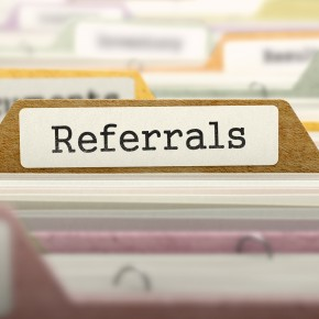 referral folder in the filing cabinet of toledo personal injury attorneys