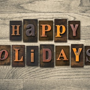 happy holidays from the toledo personal injury attorneys at Lafferty, Gallagher & Scott