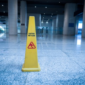 site of slip and fall accident covered by toledo premises liability attorneys