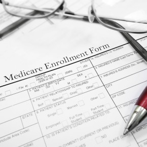 Medicare enrollment form to be reviewed by toledo injury attorneys