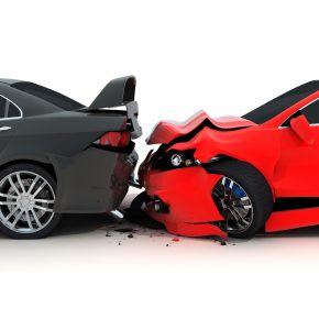 two cars in an accident calling a successful toledo car accident lawyer