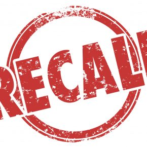 recall circled in red for a product liability attorney Toledo trusted