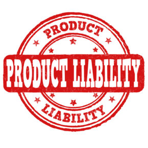 product liability stamp for when injured from a defective product and need a product liability attorney in Toledo